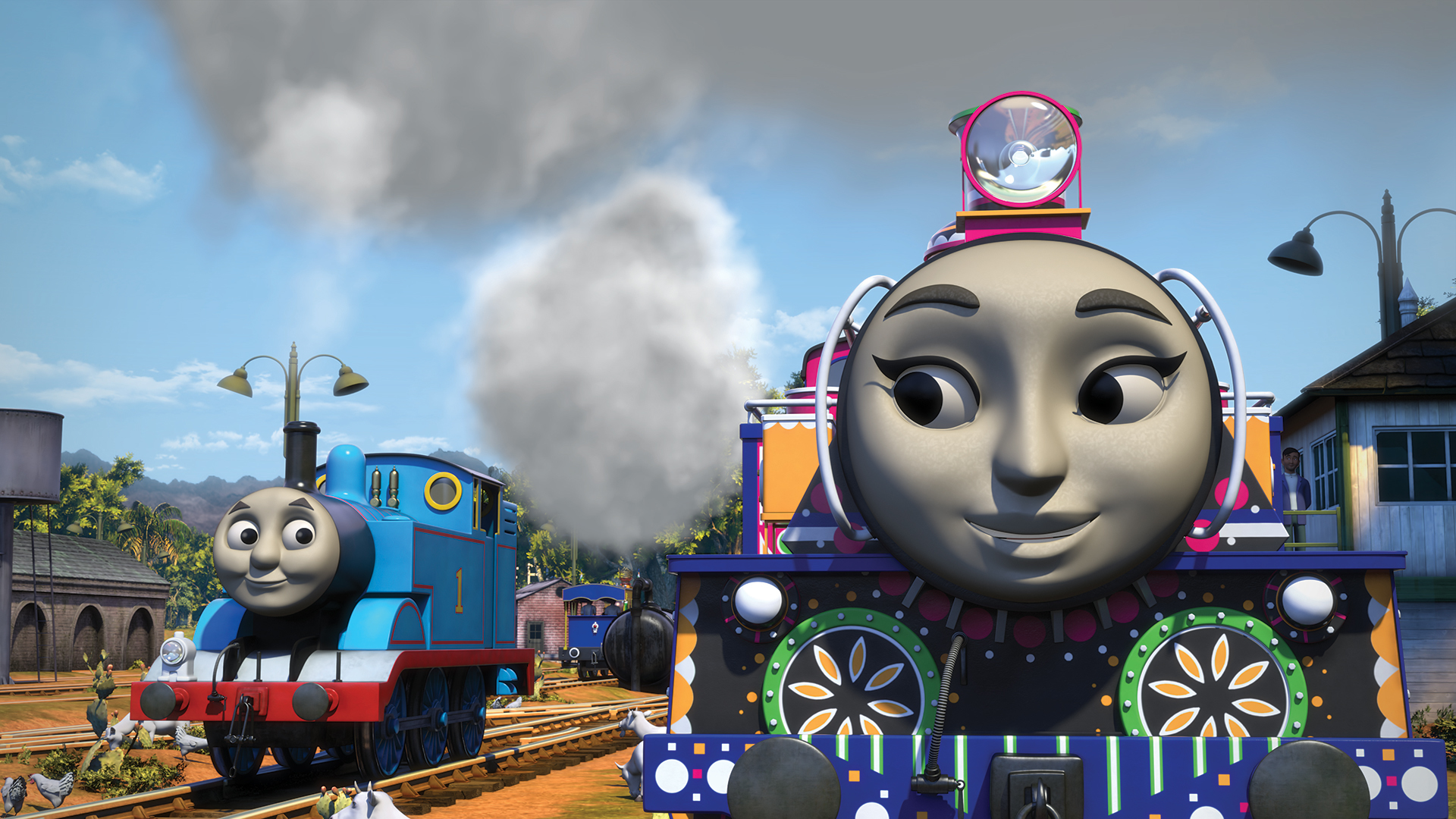 Thomas And Friends Wallpapers Posted By Zoey Mercado