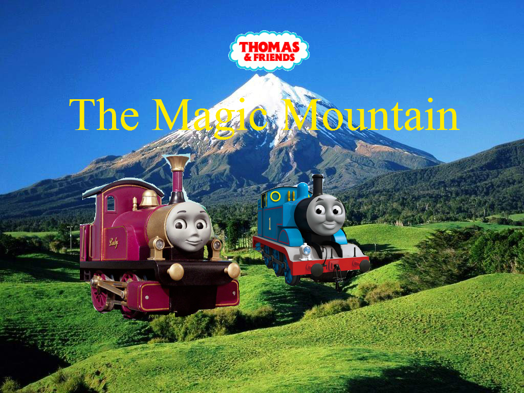 Thomas And The Magic Railroad Wallpapers Posted By Michelle Peltier