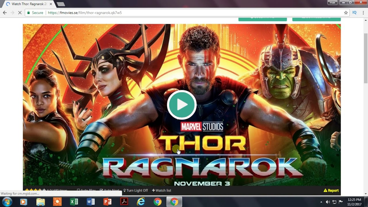 thor ragnarok full movie hd online free