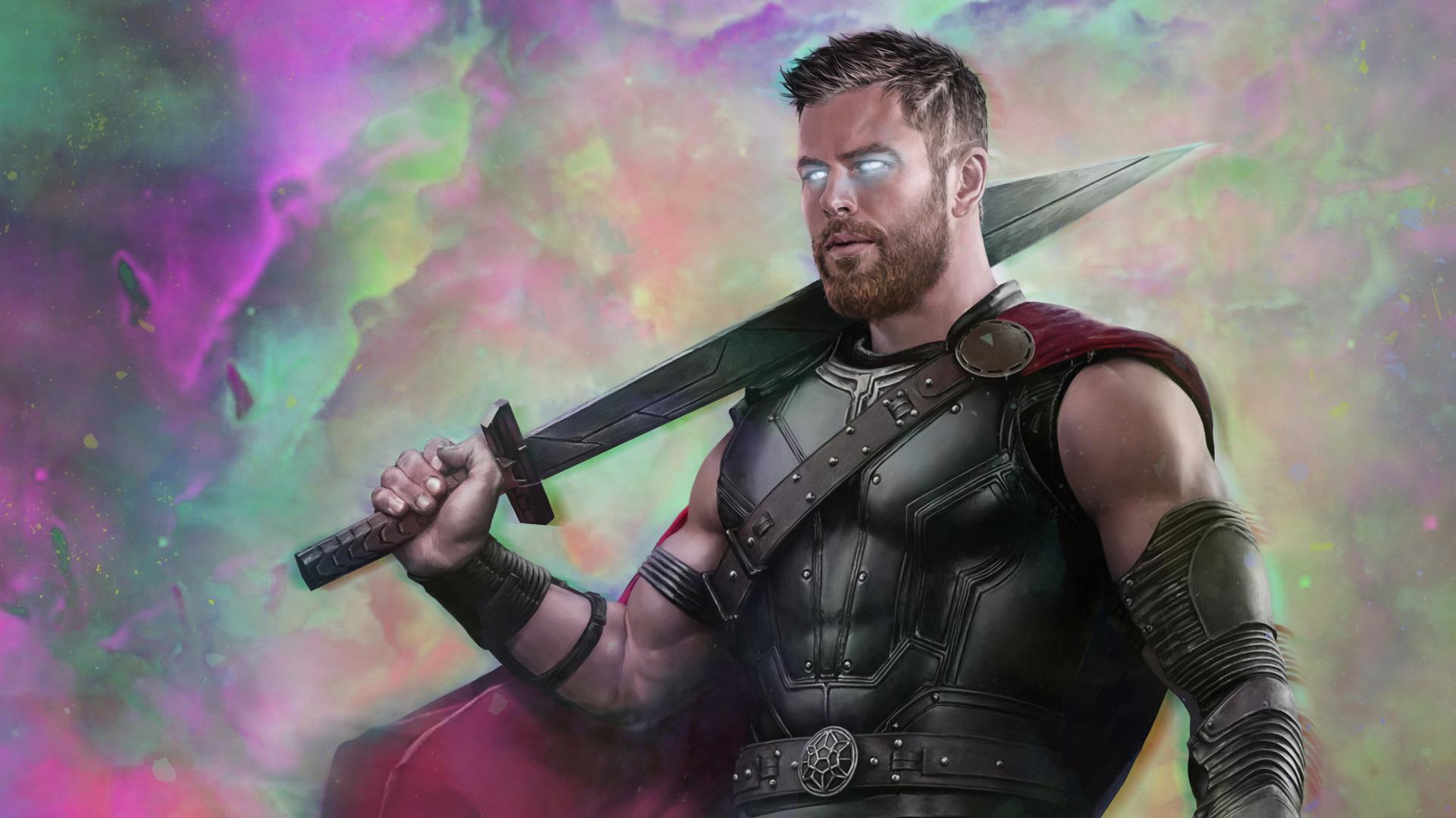 Thor Ragnarok Hd Wallpaper Posted By Samantha Cunningham
