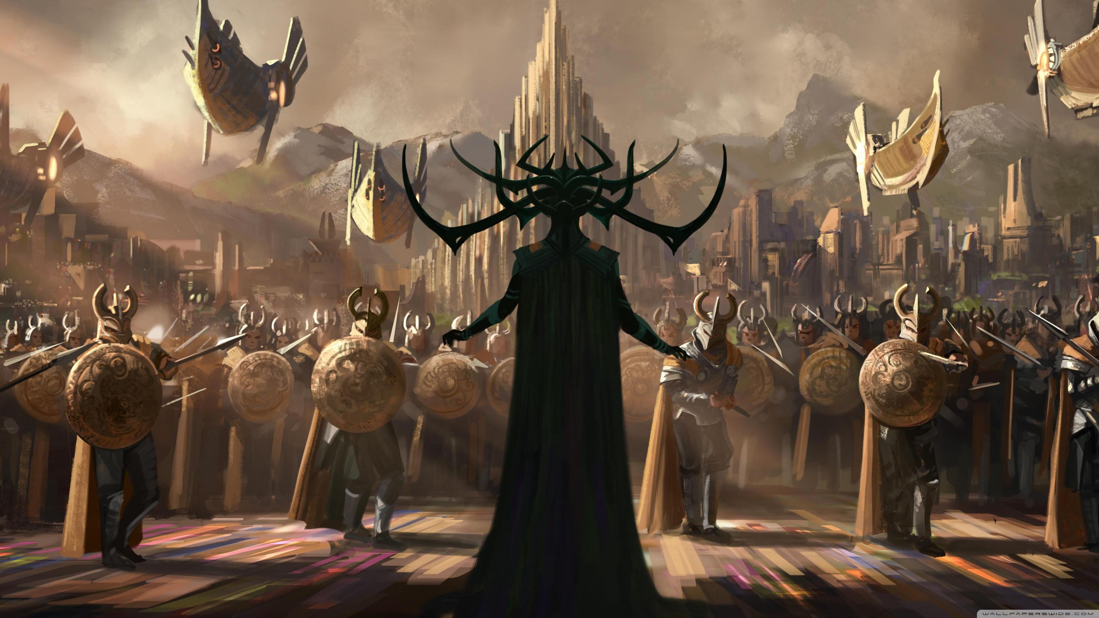 Thor Ragnarok Wallpaper 4k Posted By Ethan Johnson
