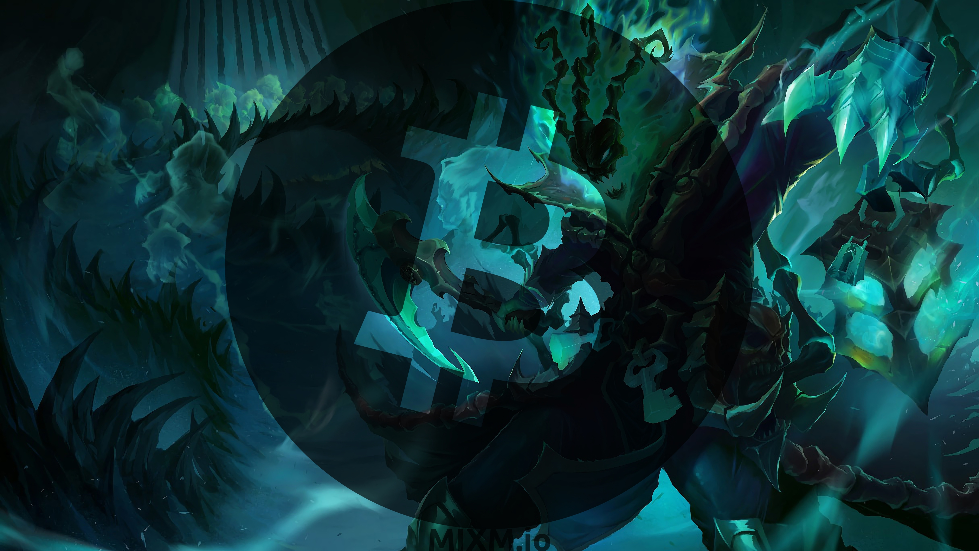 Thresh Background Posted By Ethan Johnson