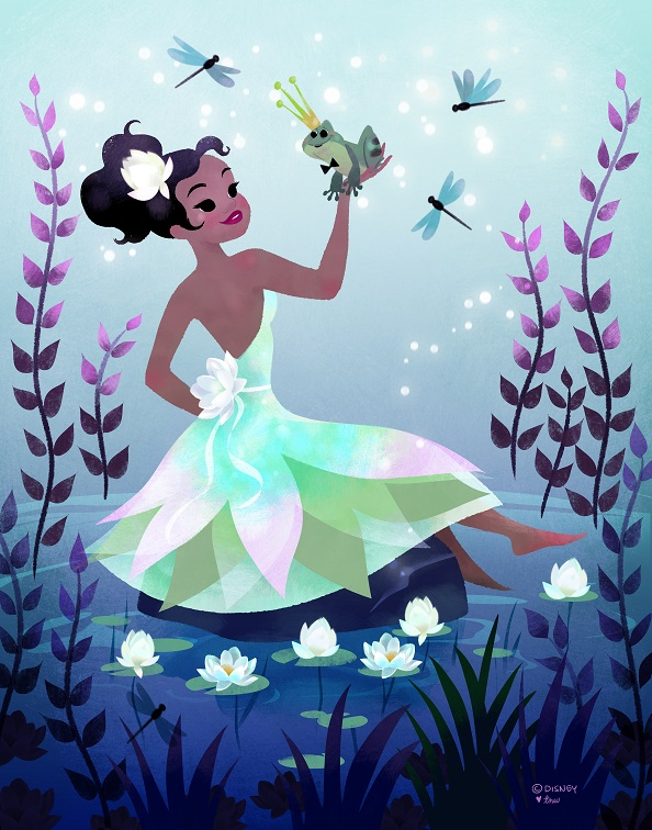 Tiana Wallpapers Posted By John Thompson