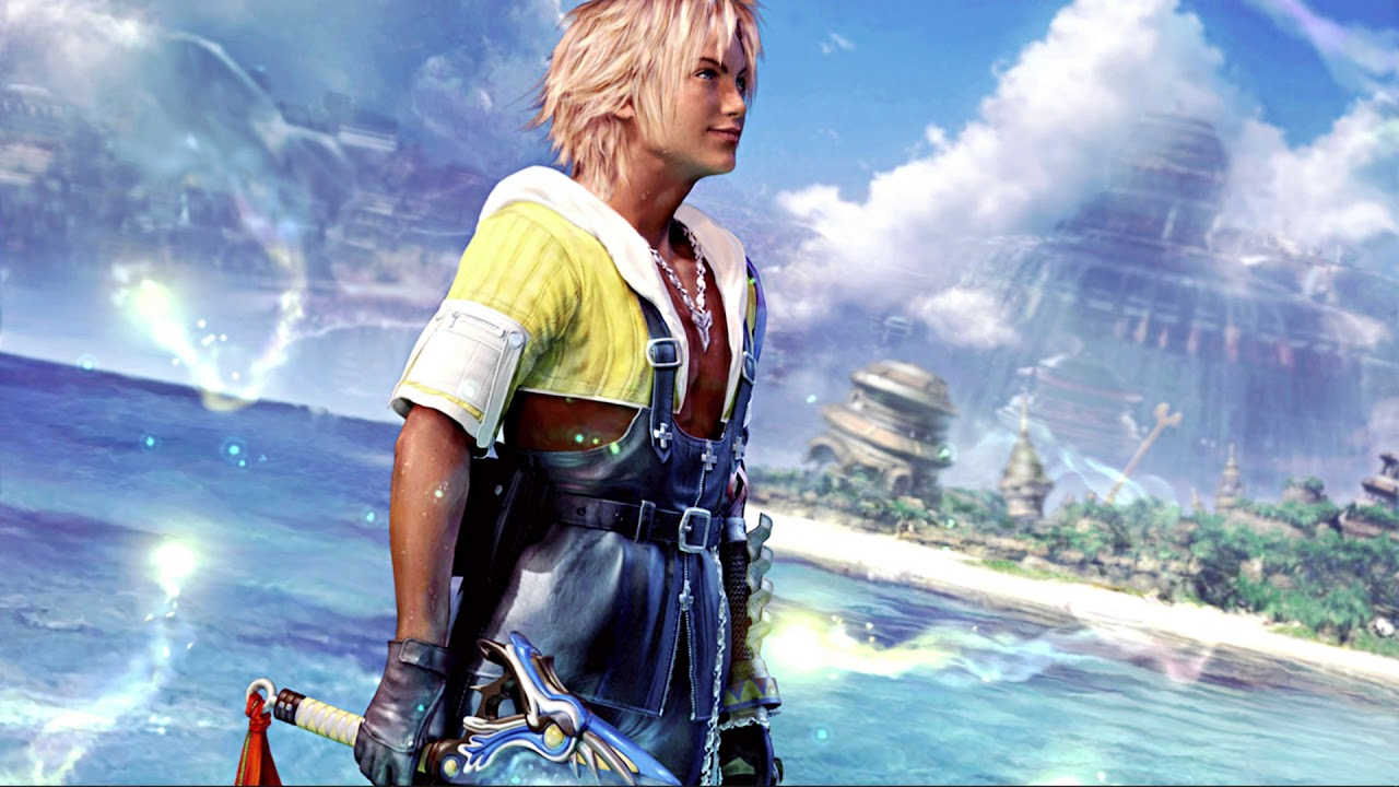 Tidus Desktop Posted By Michelle Johnson