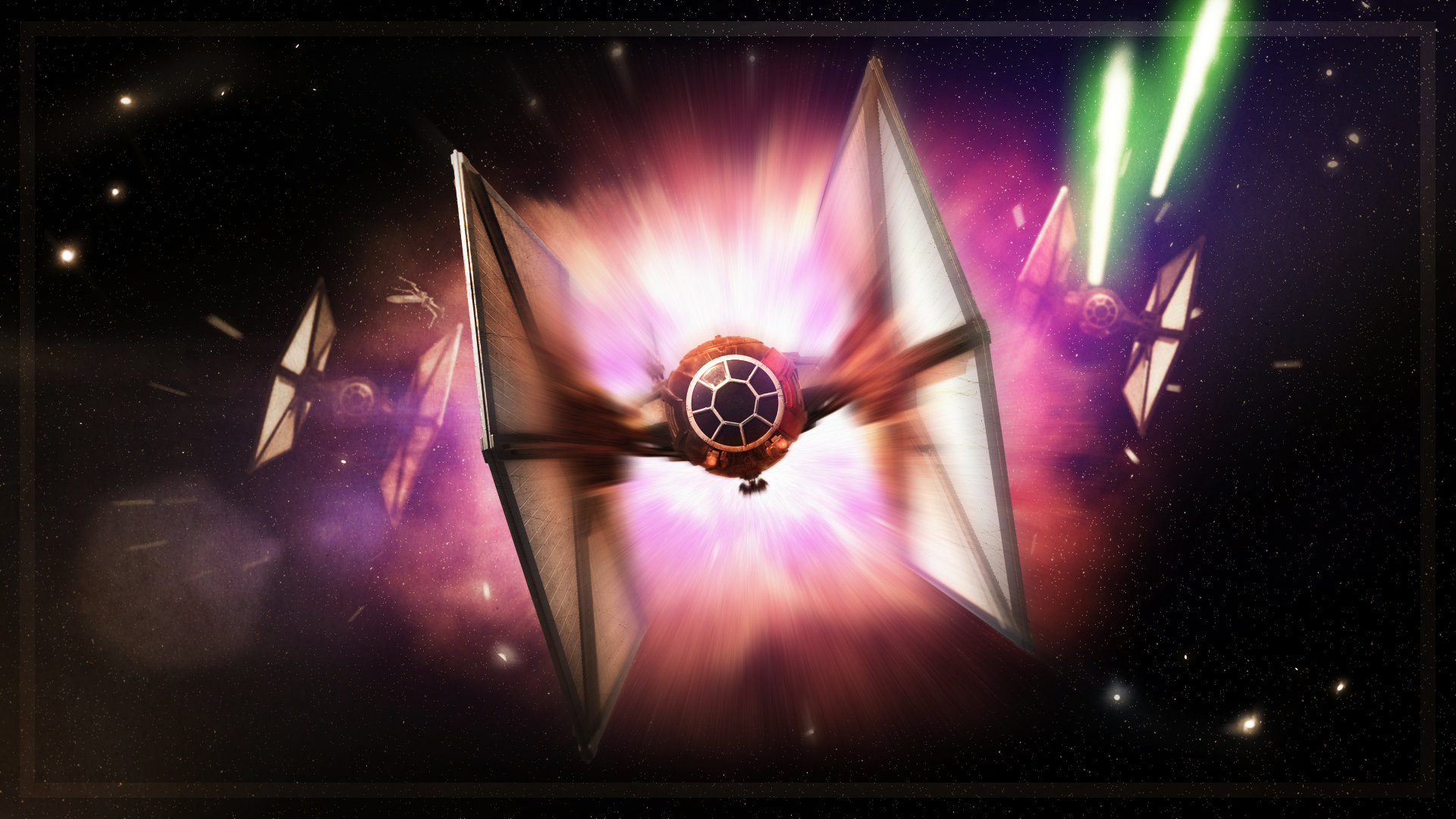 Tie Fighter Wallpaper Posted By Christopher Cunningham