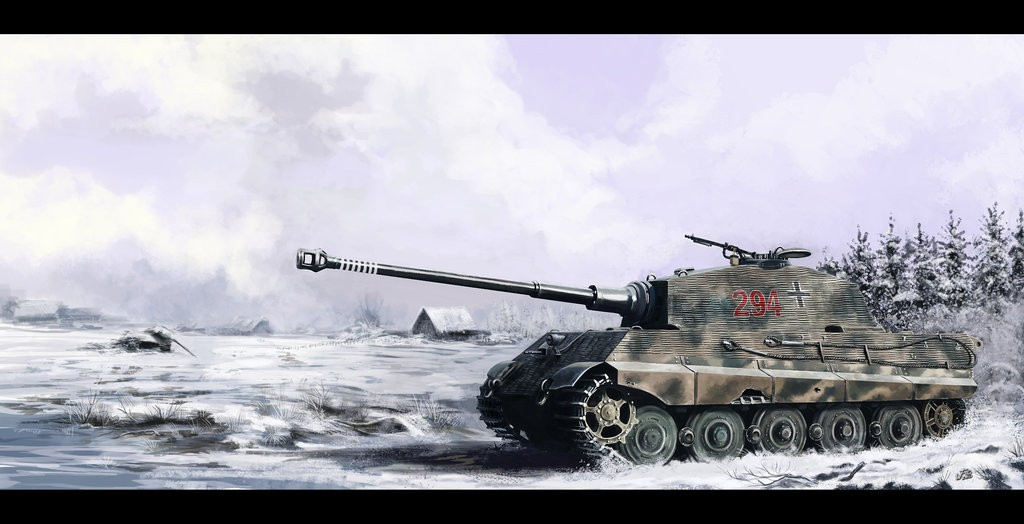 Tiger Tank Wallpaper Posted By Christopher Walker