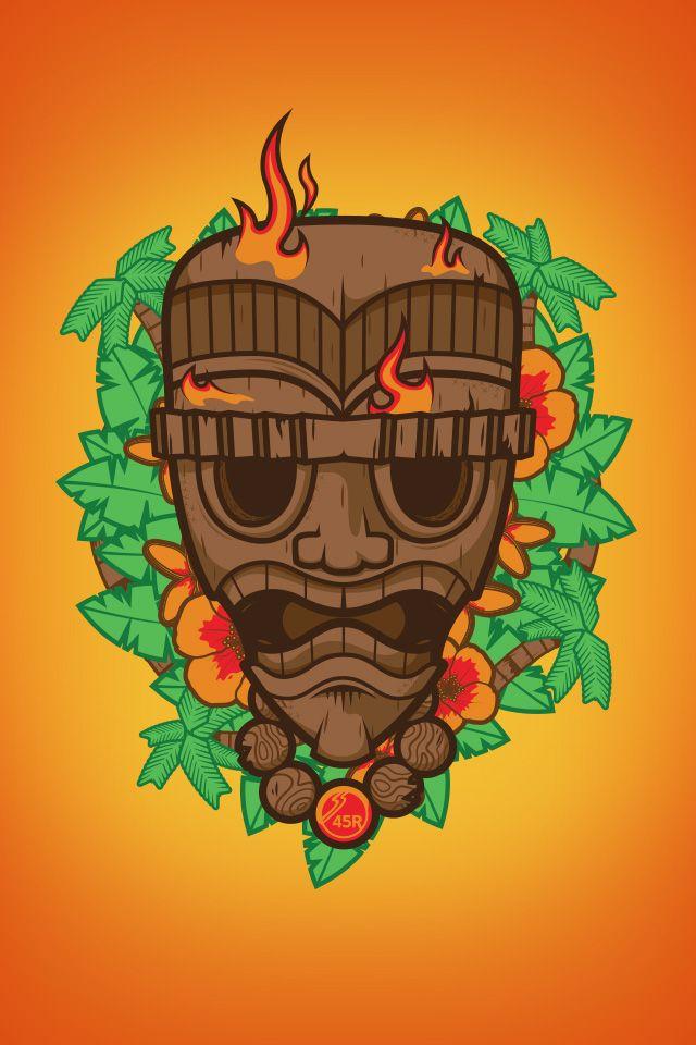 Free PNG Tiki Clip Art Download - PinClipart