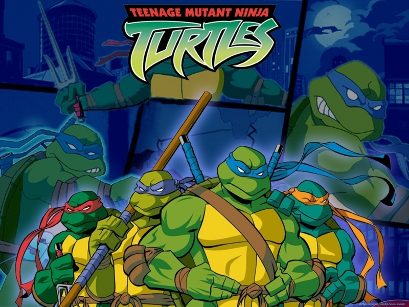 Tmnt 2003 Wallpaper Posted By Ryan Simpson