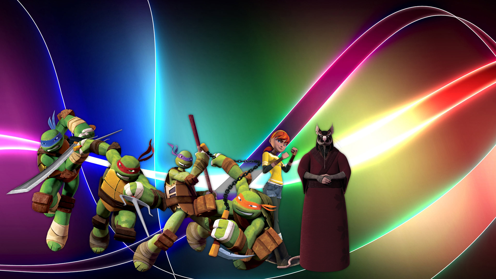 Tmnt Hd Wallpaper Posted By Sarah Thompson