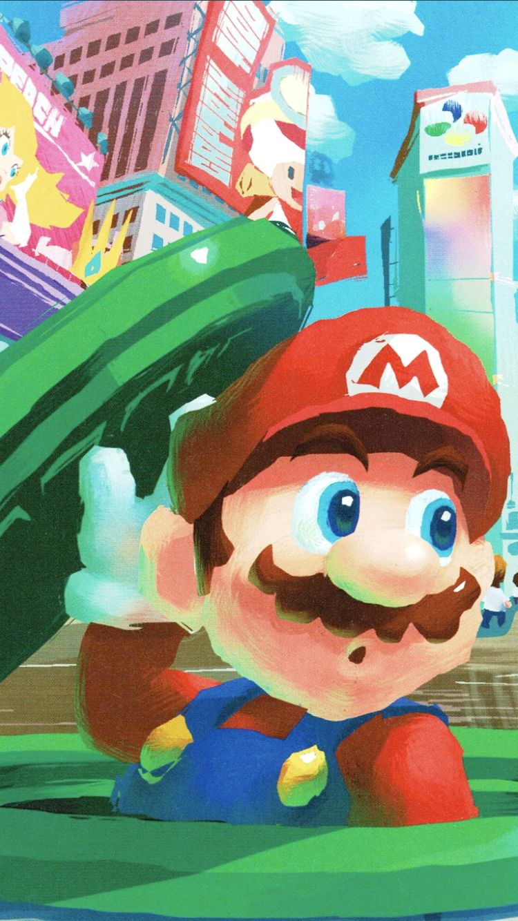 Toad Mario Wallpaper Posted By Michelle Sellers