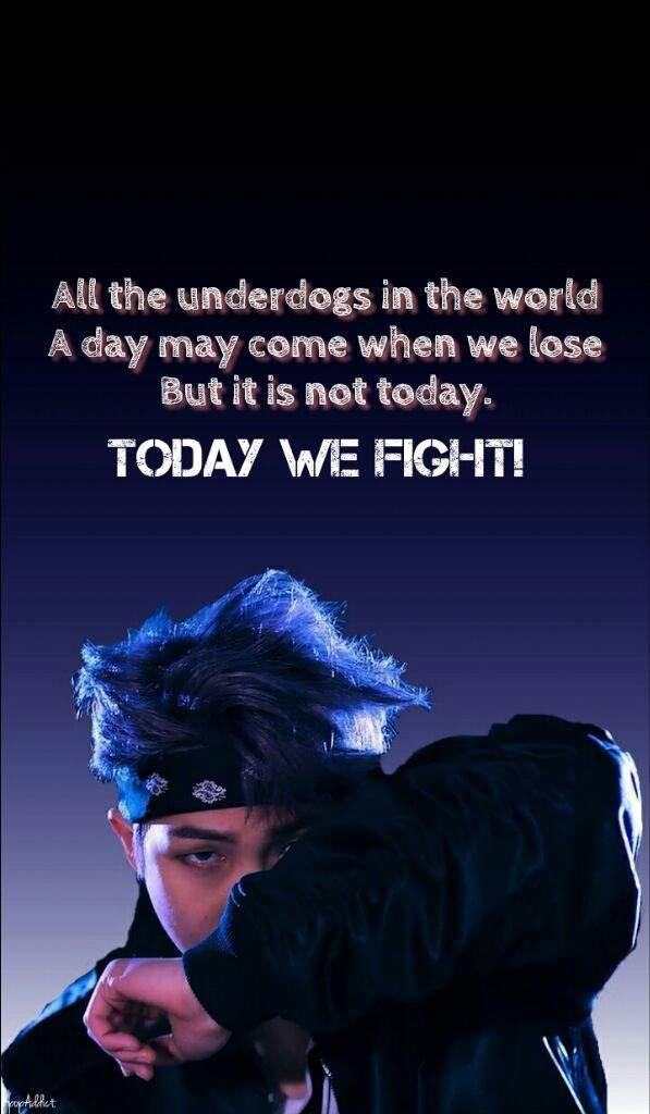 Not Today Lyrics Wallpapers ARMYs Amino