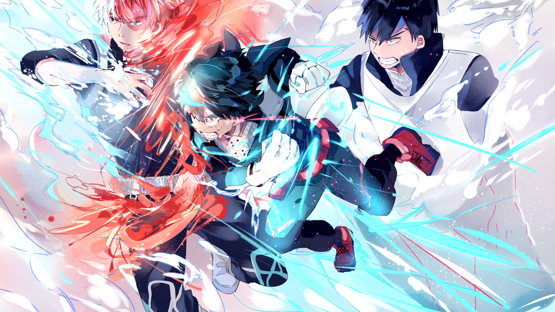 Todoroki Desktop Wallpaper Posted By Sarah Thompson