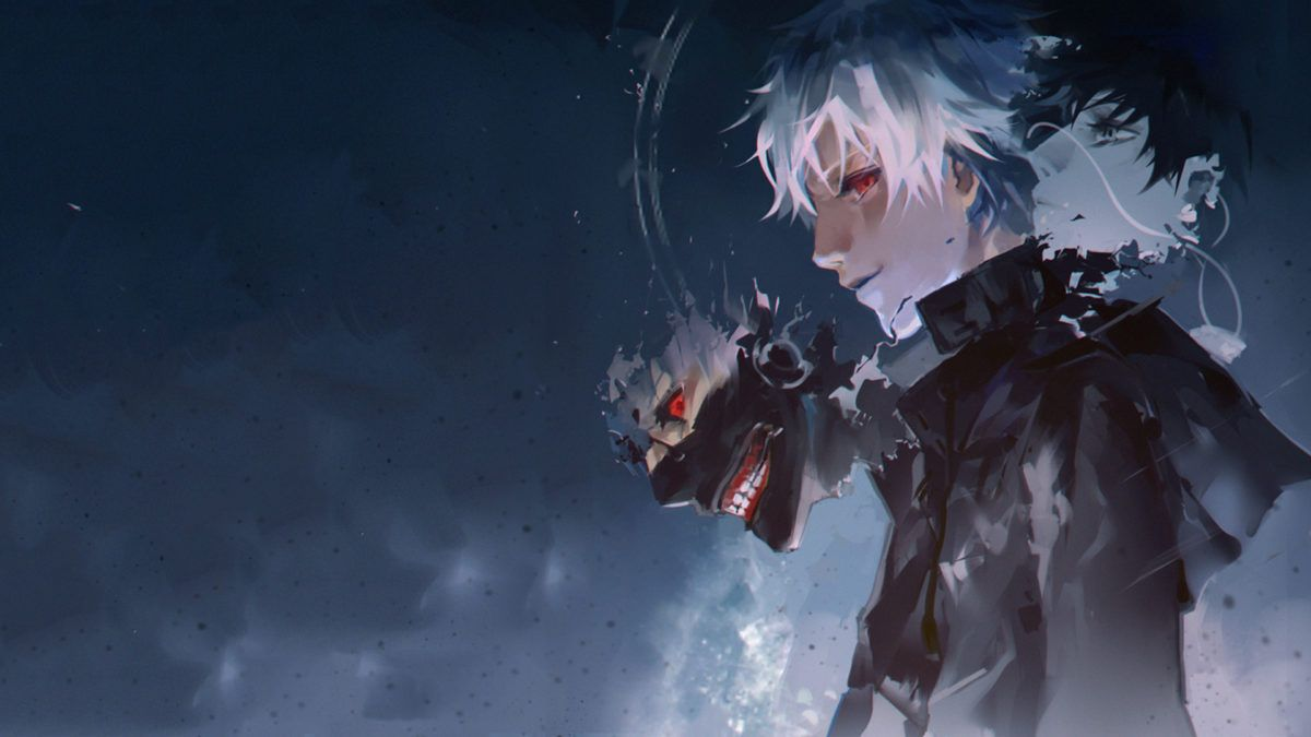 Tokyo Ghoul Computer Wallpaper Posted By Sarah Johnson