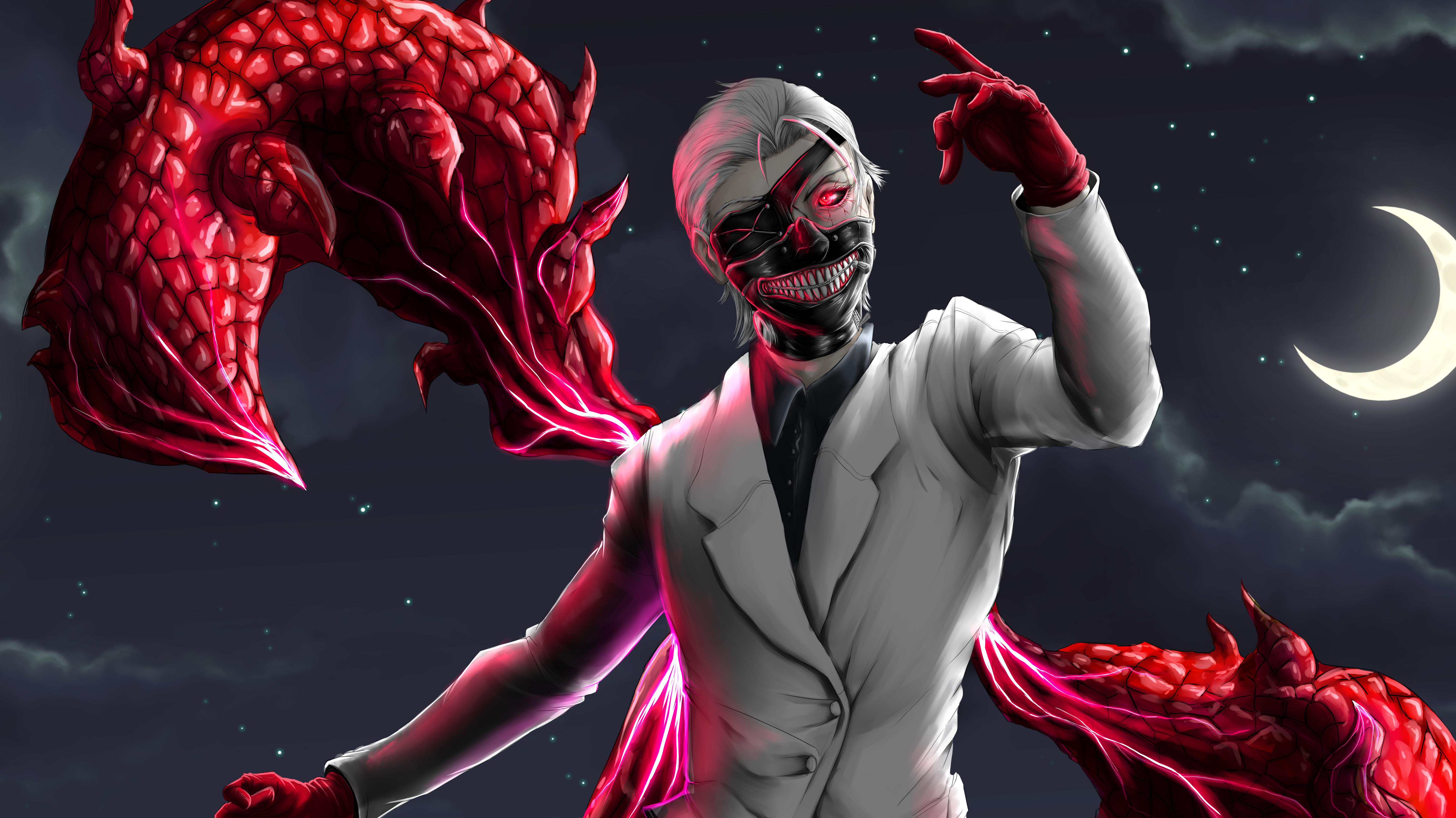Tokyo Ghoul Desktop Wallpaper Posted By Christopher Peltier