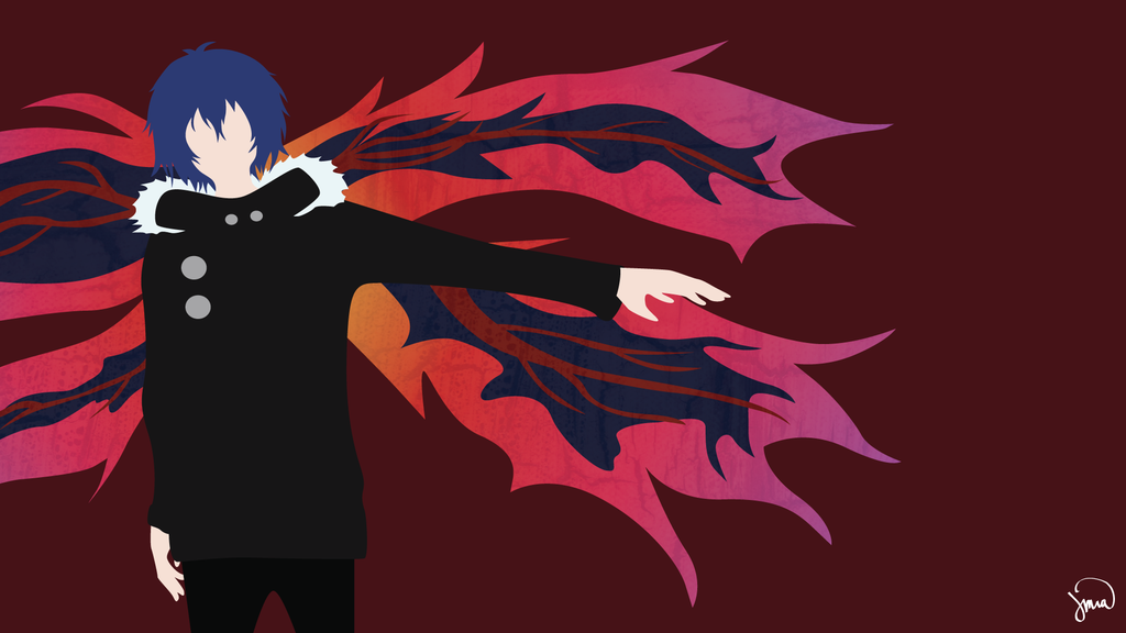 Tokyo Ghoul Minimalist Wallpaper Posted By Christopher Peltier