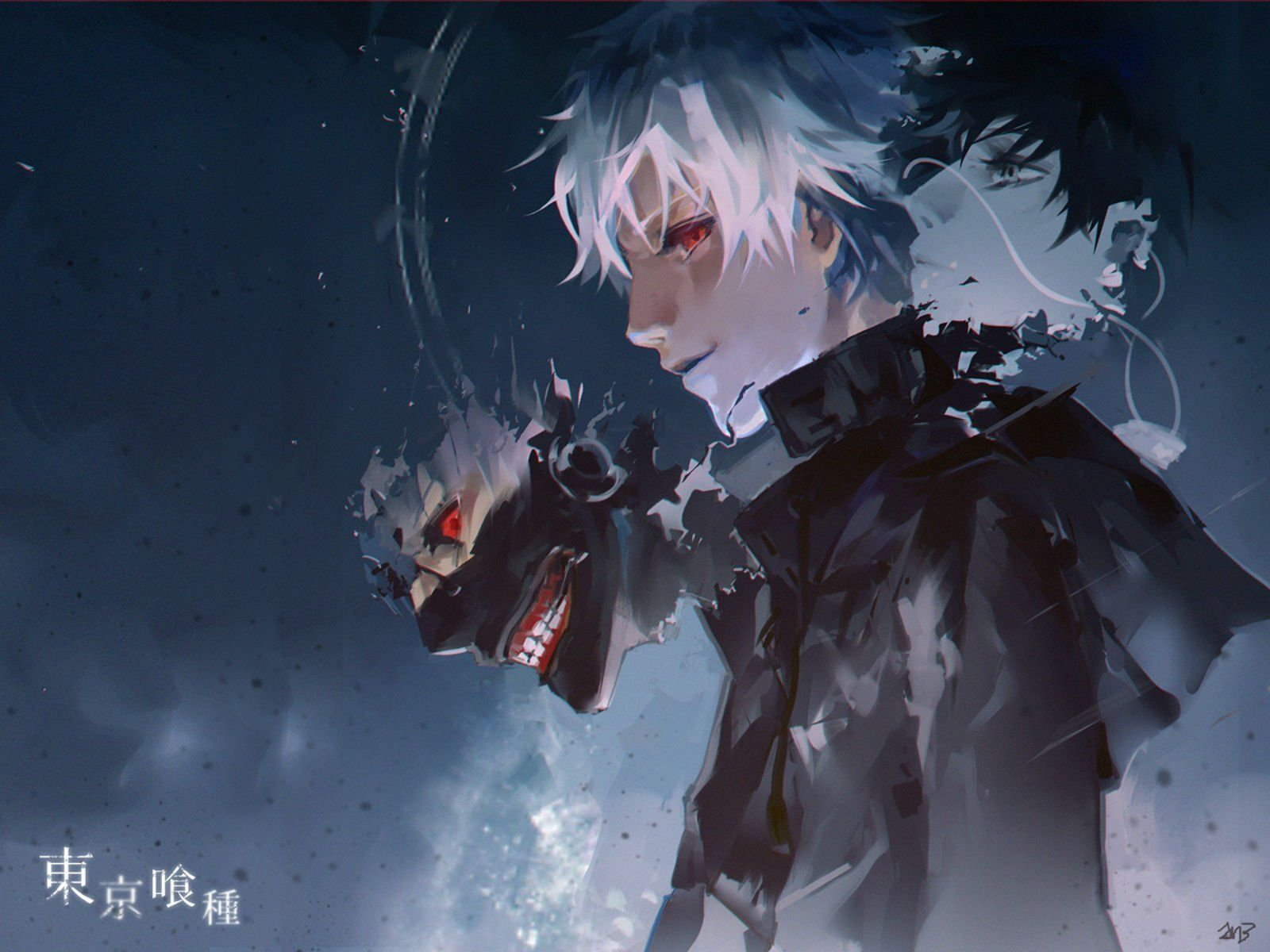 Tokyo Ghoul Re Wallpaper Hd Posted By Michelle Tremblay