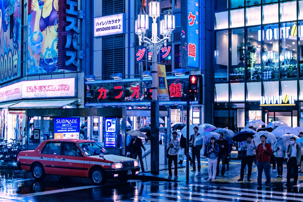 Tokyo Neon Wallpapers Posted By Ethan Mercado