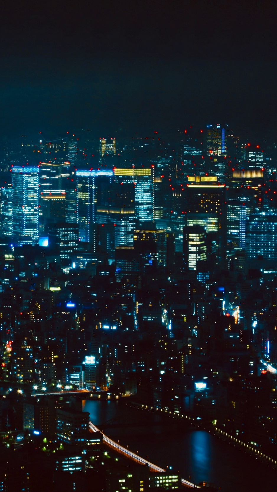 Tokyo Night Wallpapers Posted By Ryan Thompson