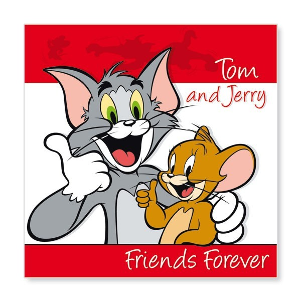 Tom And Jerry Friends Forever Wallpaper Posted By Sarah Tremblay