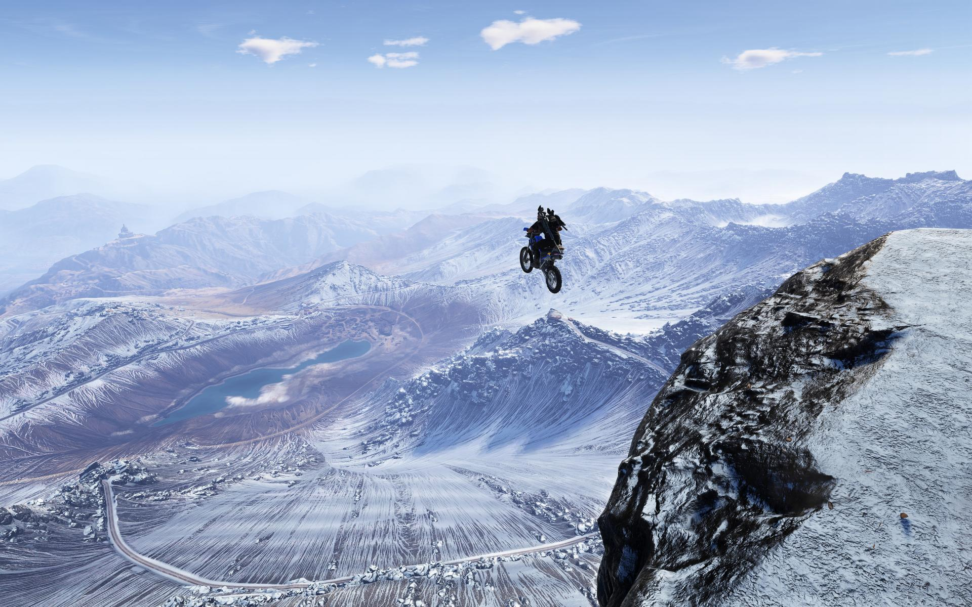 Tom Clancys Ghost Recon Wildlands Wallpapers Posted By Sarah Anderson