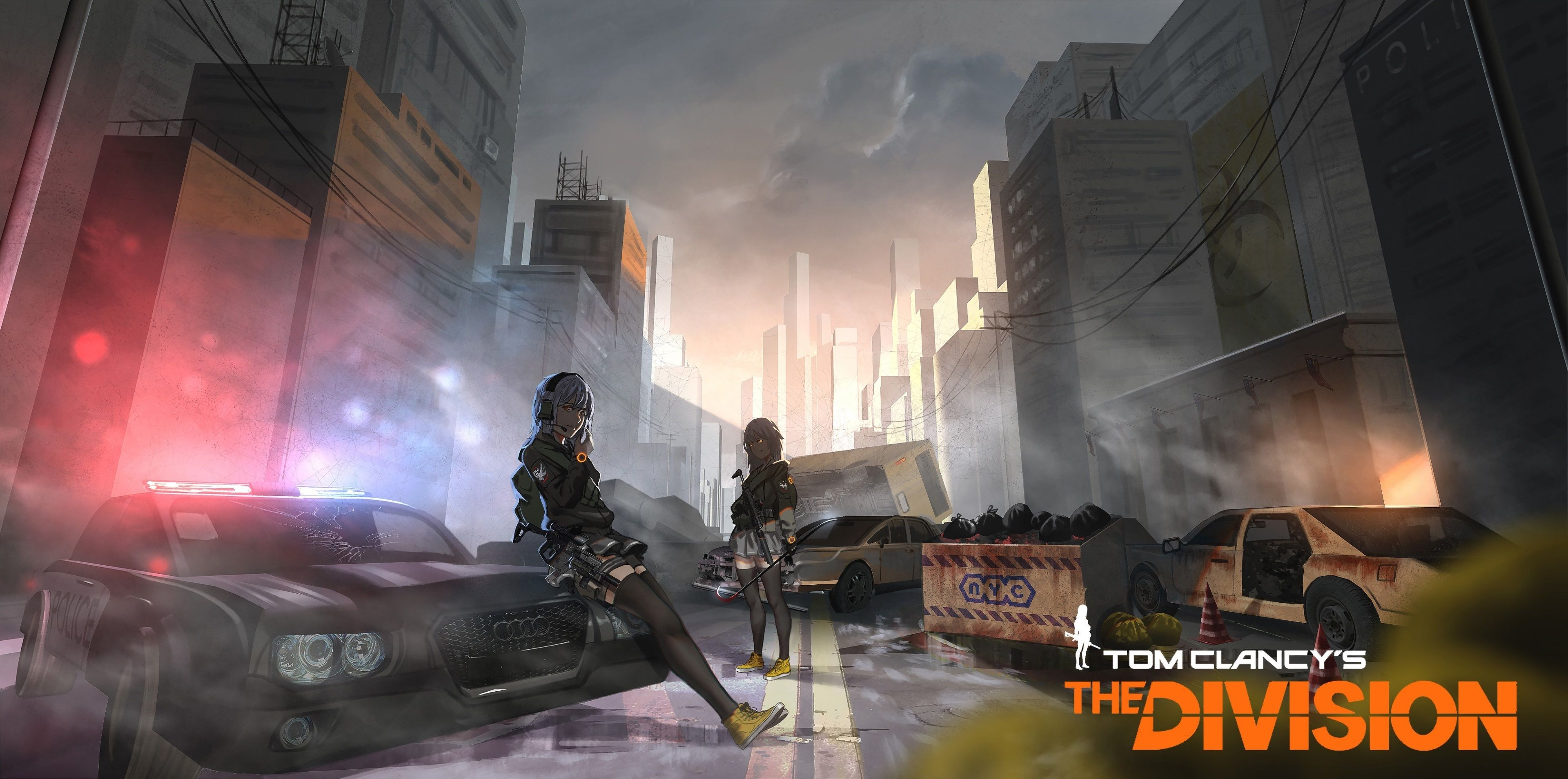 Tom Clancys The Division 2 Hd Wallpapers Posted By John Anderson