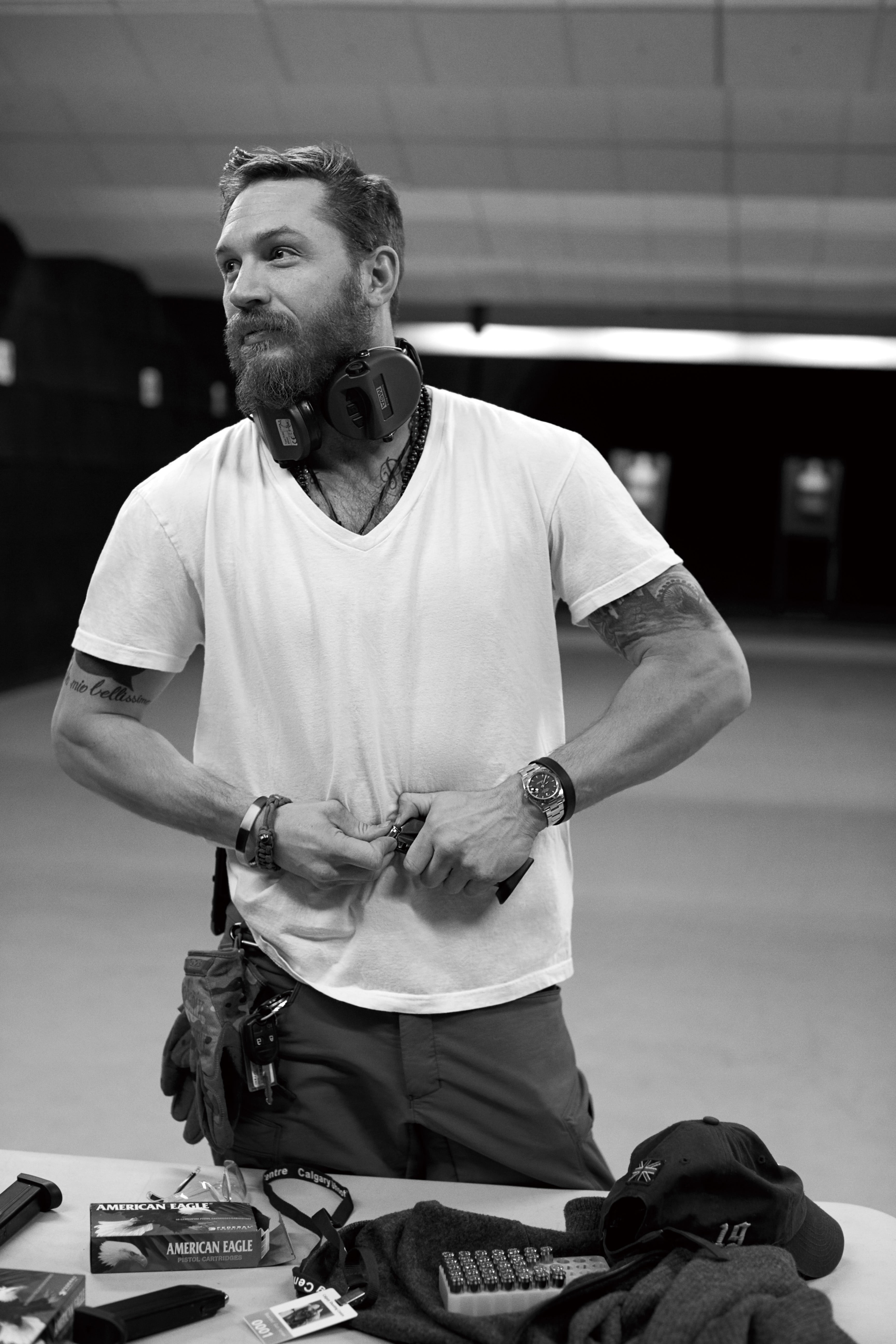Tom Hardy Hd Posted By Christopher Walker
