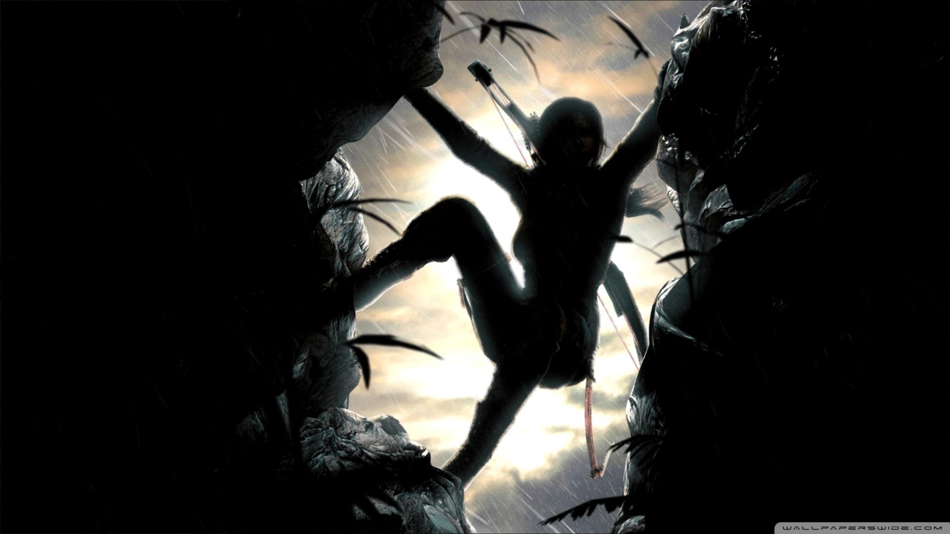 Tomb Raider Desktop Wallpaper Posted By Ryan Walker