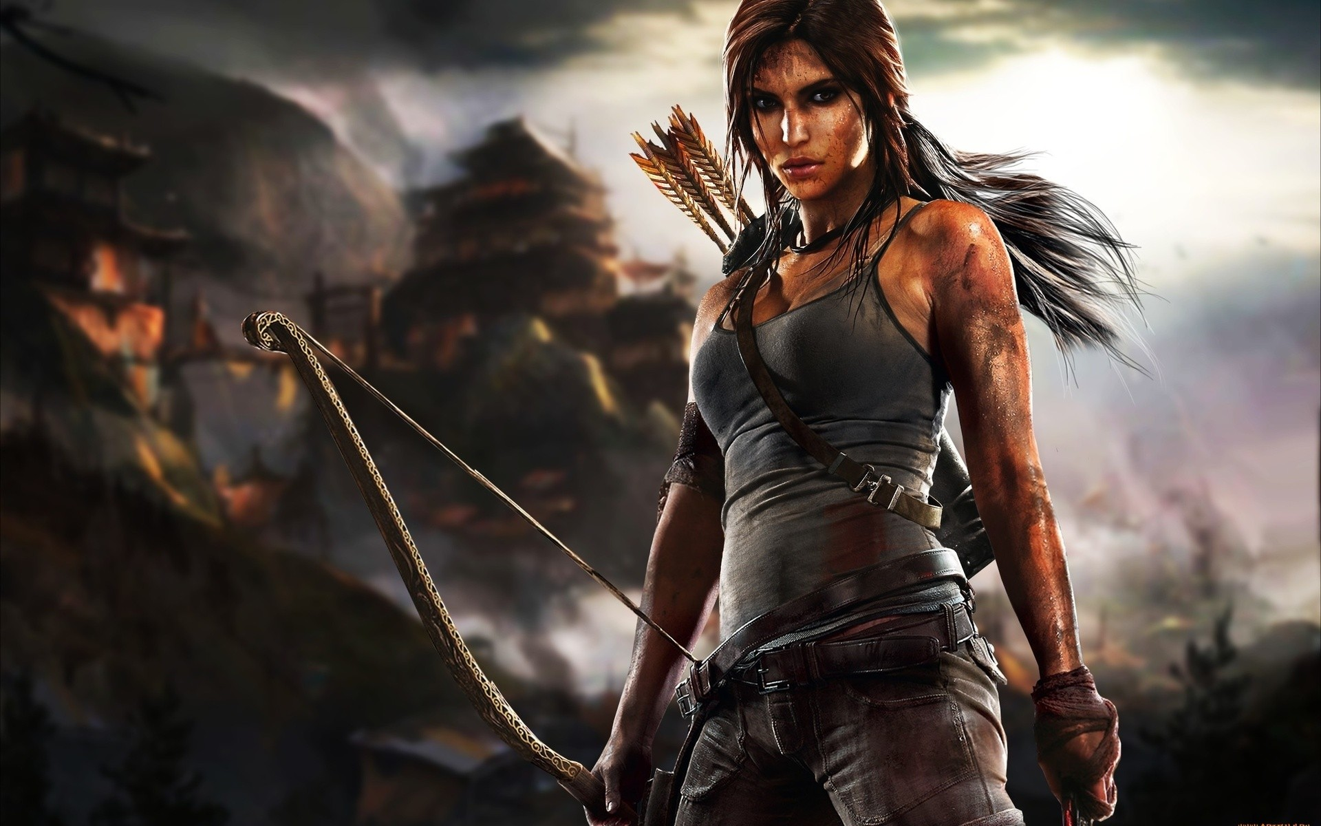 Tomb Raider Hd Wallpaper Posted By Sarah Cunningham