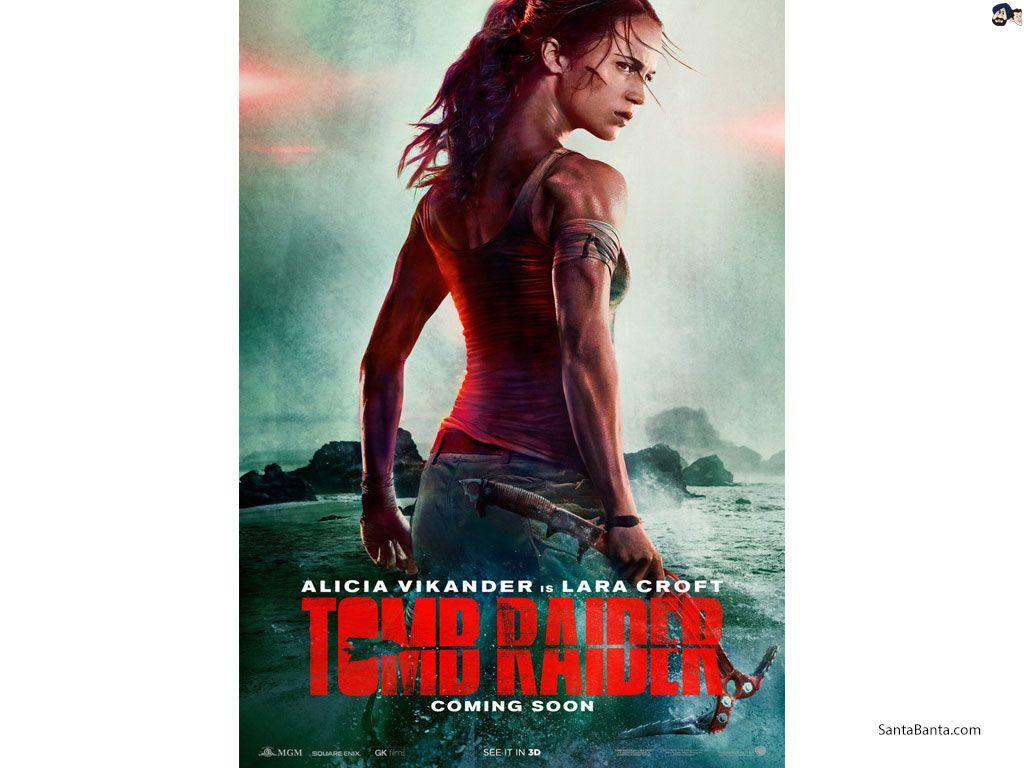 Tomb Raider Movie Wallpaper Posted By Samantha Mercado