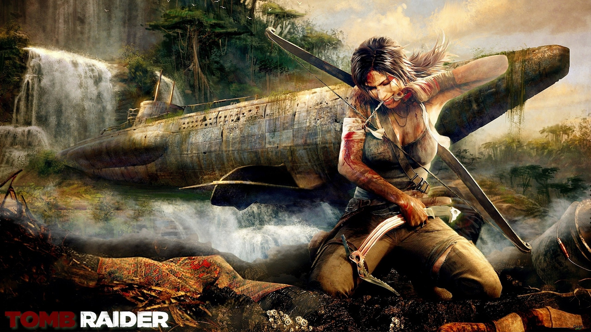 Tomb Raider Wallpapers 1920x1080 Posted By John Peltier