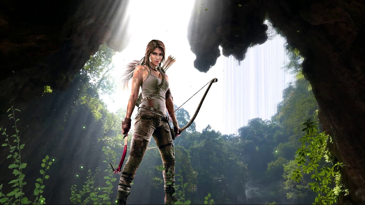 Tomb Raider Wallpapers Posted By Ethan Peltier