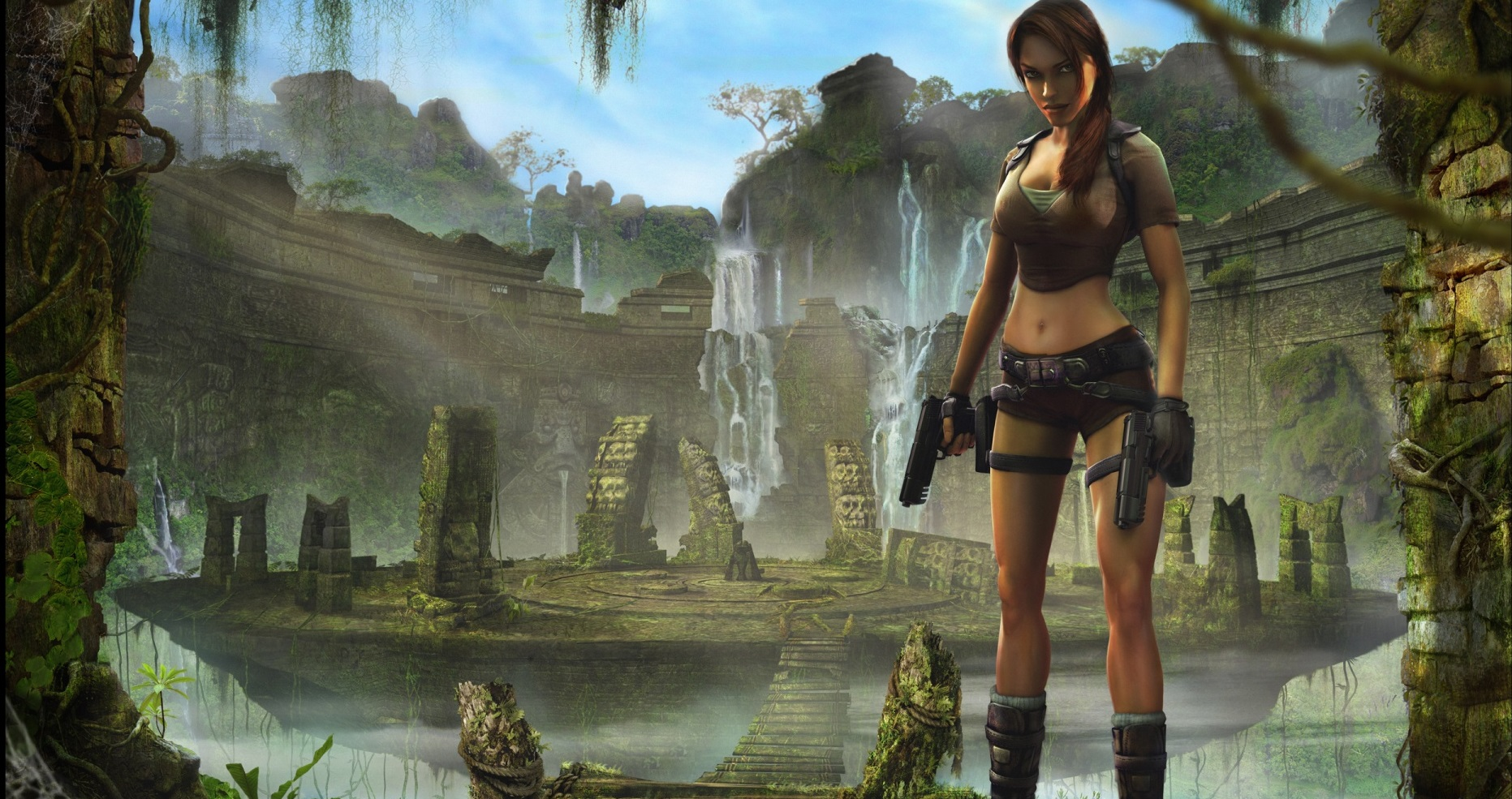 Tomb Raider Wallpapers Posted By Samantha Walker