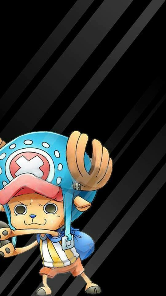 High Resolution Iphone Chopper One Piece Wallpaper Doraemon
