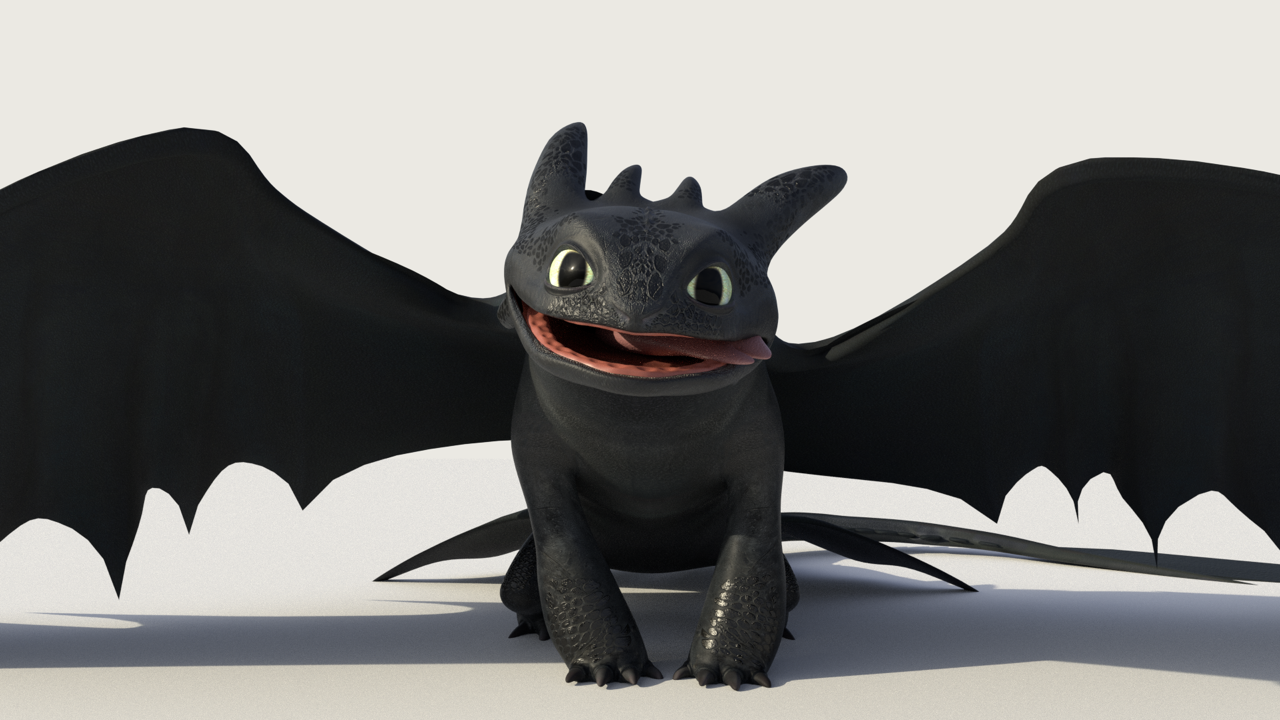 Toothless Smile Dragon Posted By Samantha Mercado