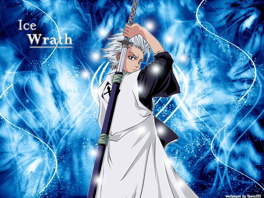 Toshiro Wallpaper Posted By Samantha Sellers