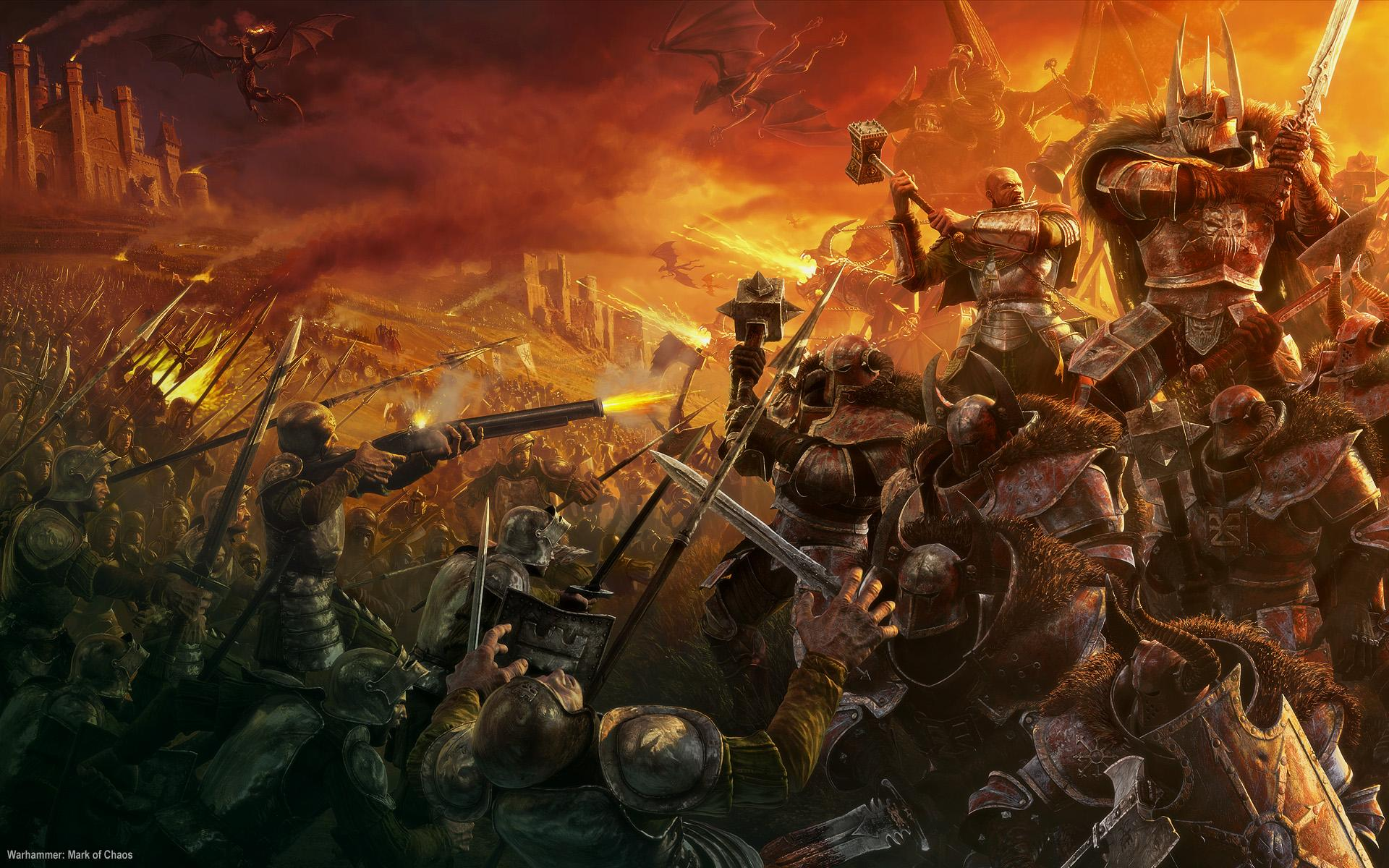 Total War Warhammer Wallpaper Posted By Samantha Mercado