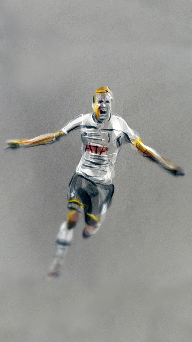 Tottenham Hotspur Iphone Wallpaper Posted By Ethan Thompson