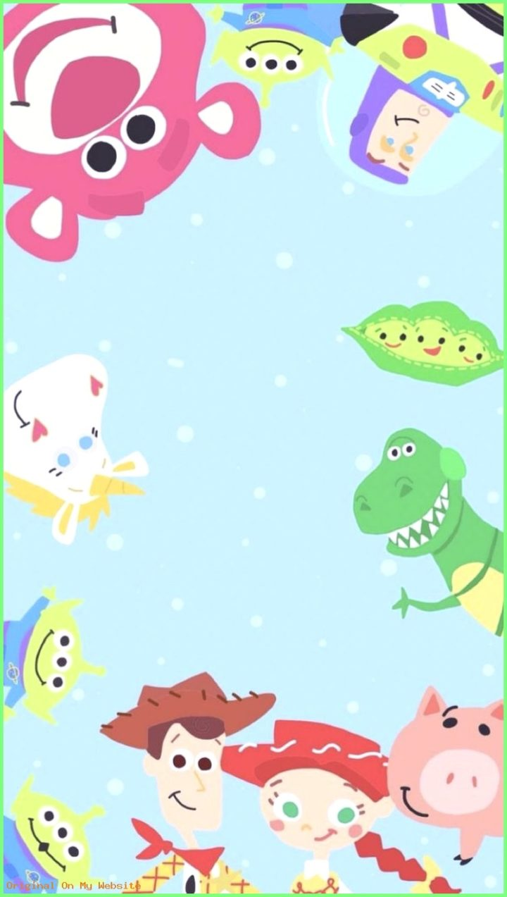 Toy Story Iphone Wallpaper Posted By Michelle Johnson