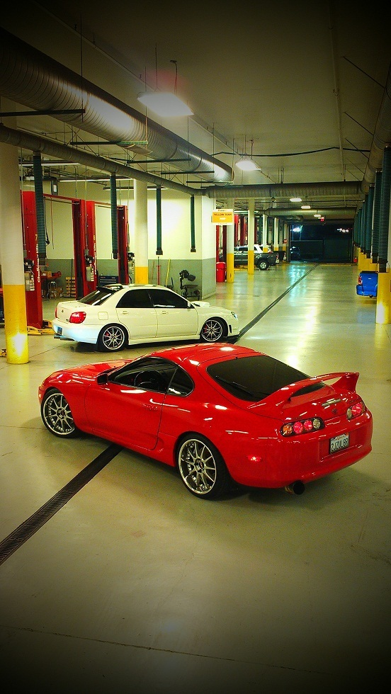 Toyota Supra Tuning Wallpaper Handy Posted By Christopher Mercado