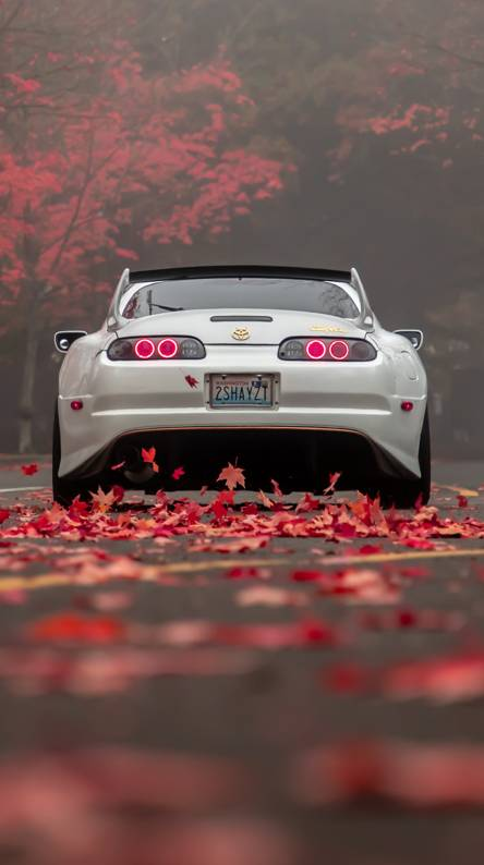 Toyota Supra Wallpaper Iphone Posted By Ryan Thompson