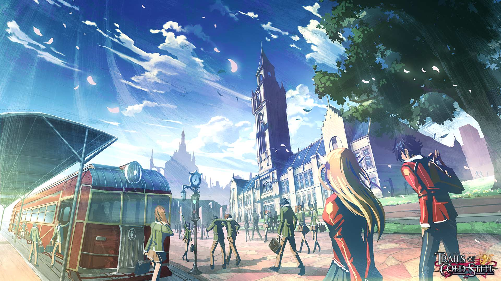 Trails Of Cold Steel Wallpaper Posted By Samantha Mercado
