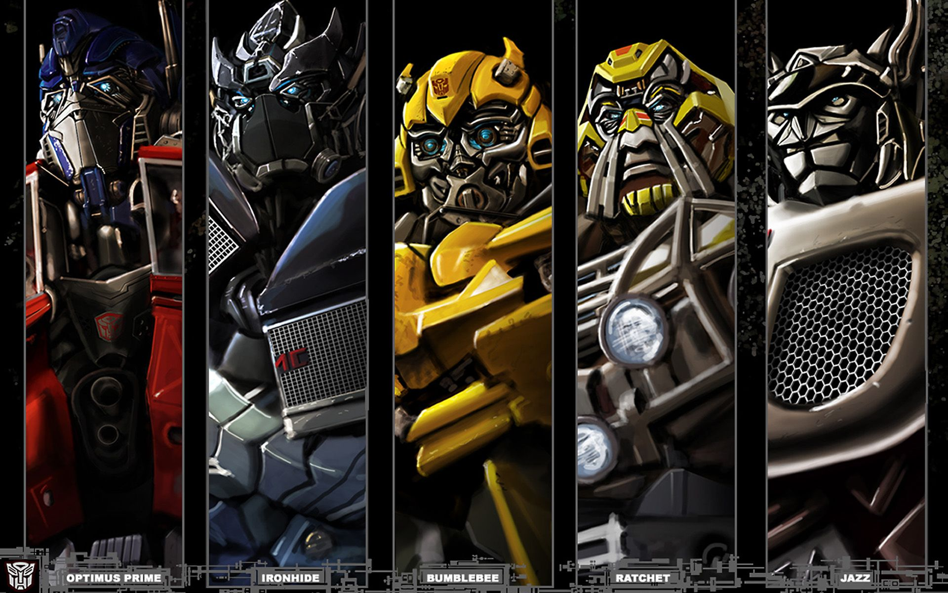 Bumblebee And Optimus Wallpaper 3d Image Num 88