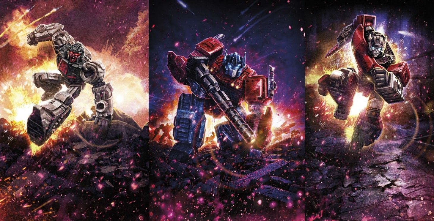 Transformers War For Cybertron Wallpaper Posted By Zoey Thompson
