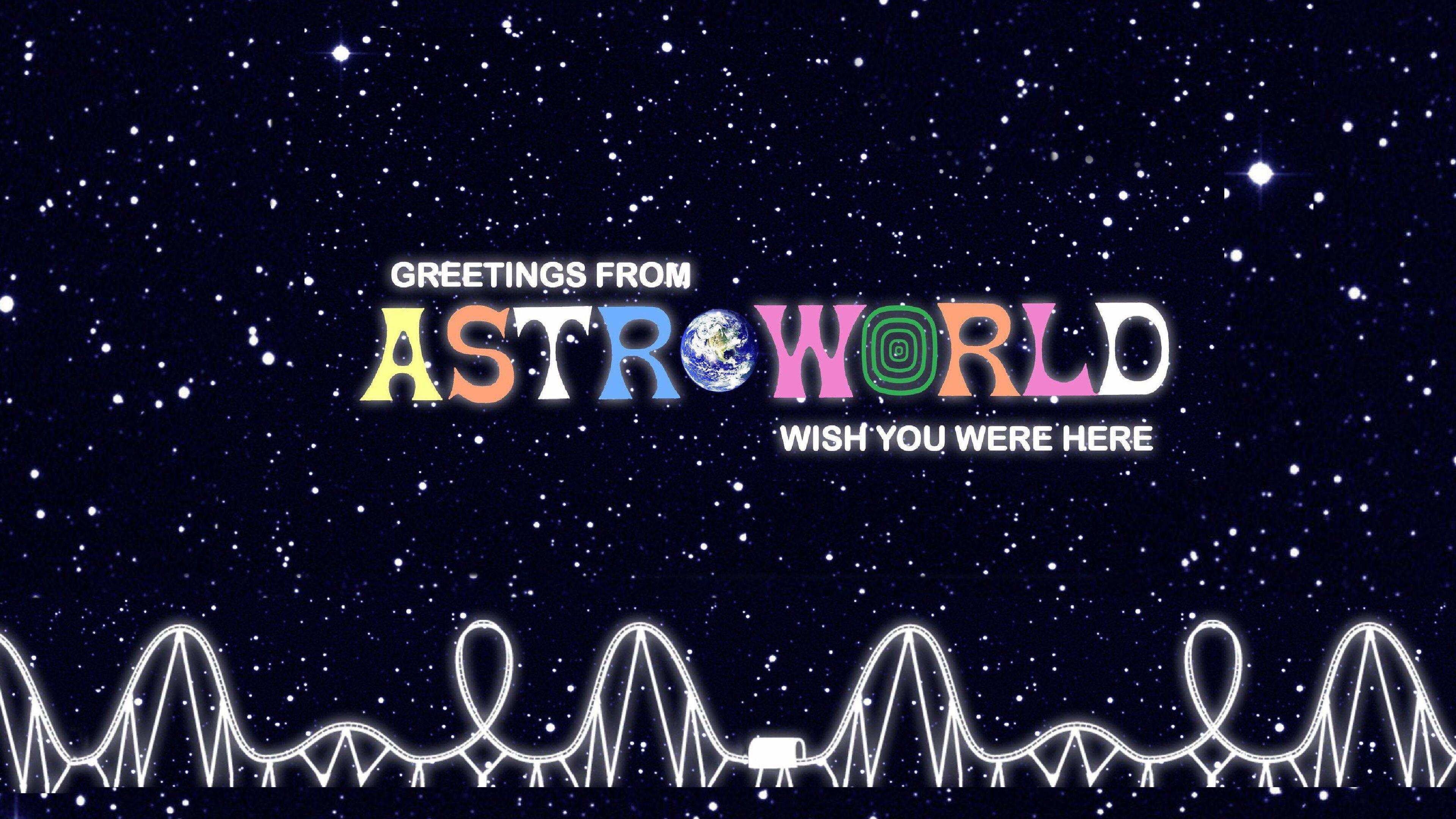 Travis Scott Astroworld Wallpapers Posted By Samantha Thompson