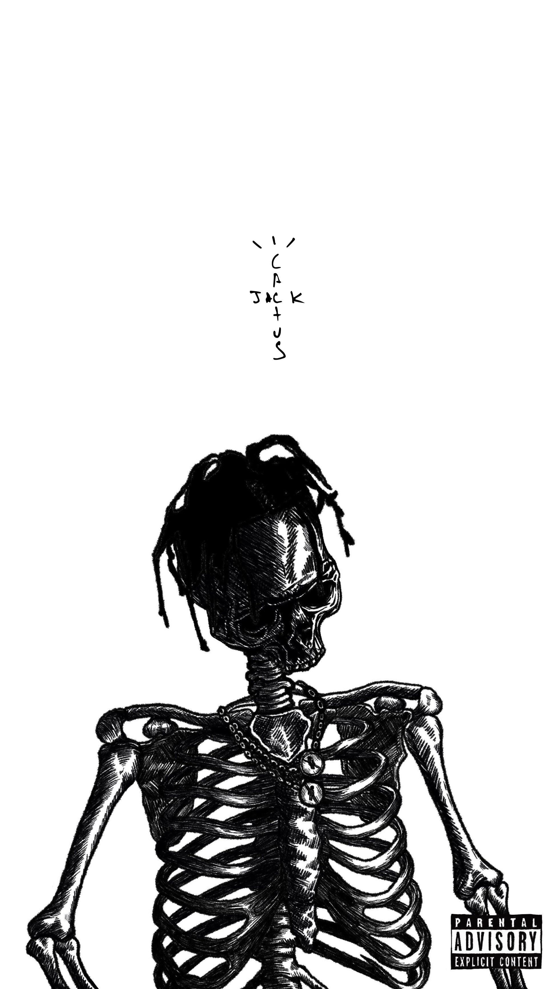 Travis Scott Cartoon Wallpapers Posted By Christopher Thompson