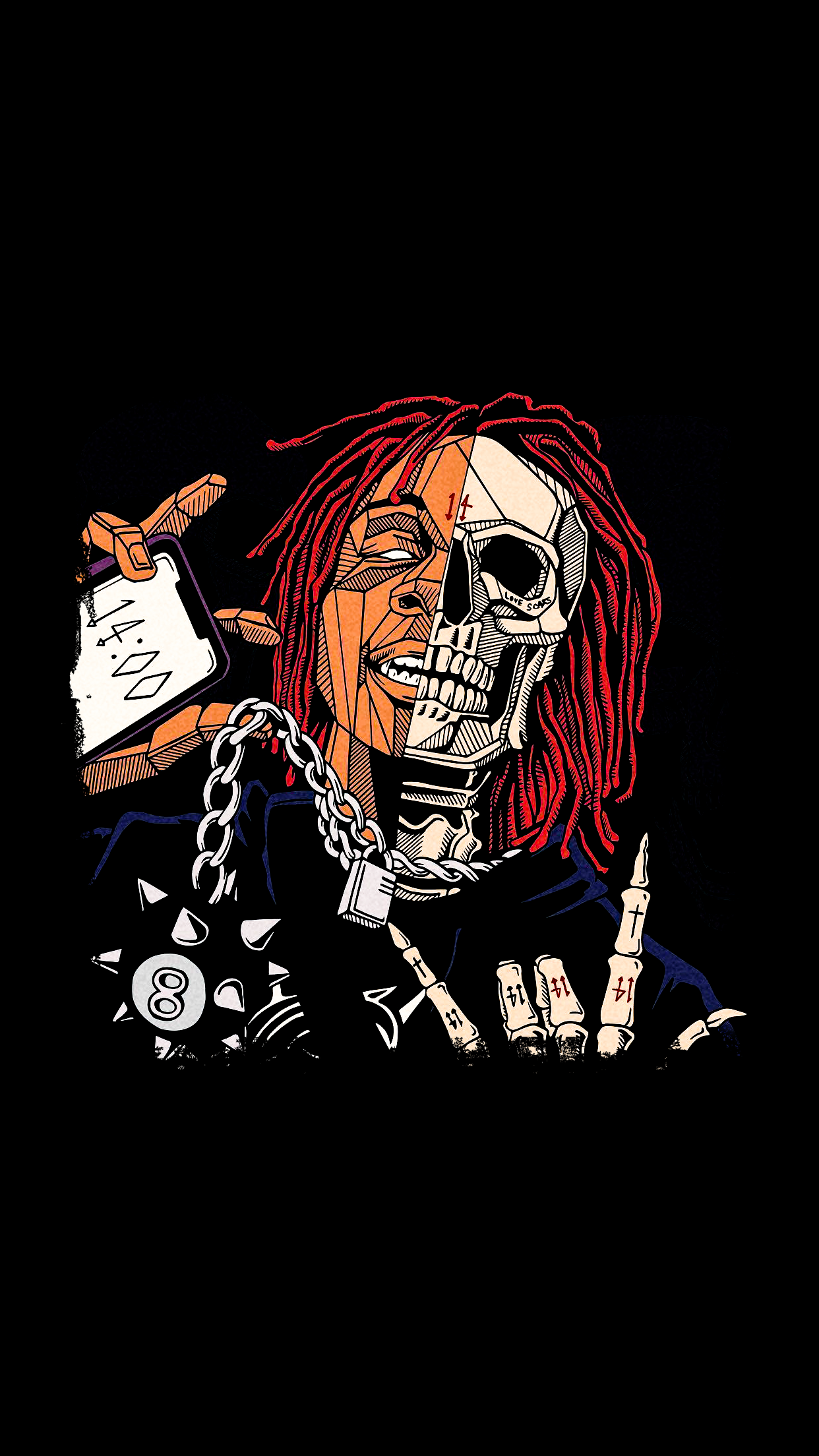 Trippie Redd Wallpapers Posted By Ryan Mercado