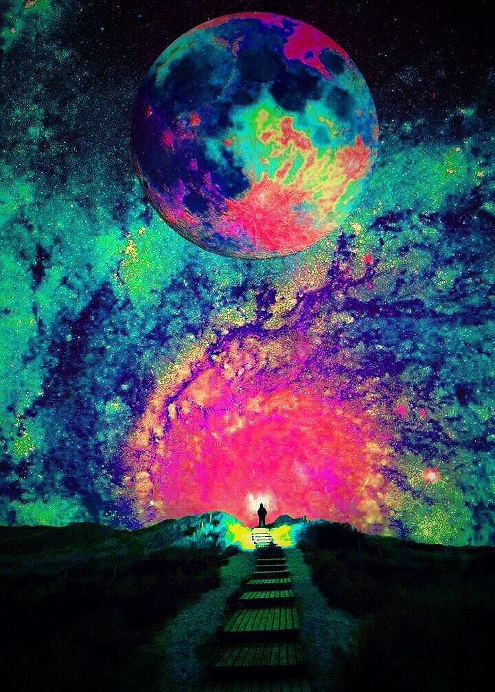 Download Free Trippy Wallpapers 721x1008 px download in