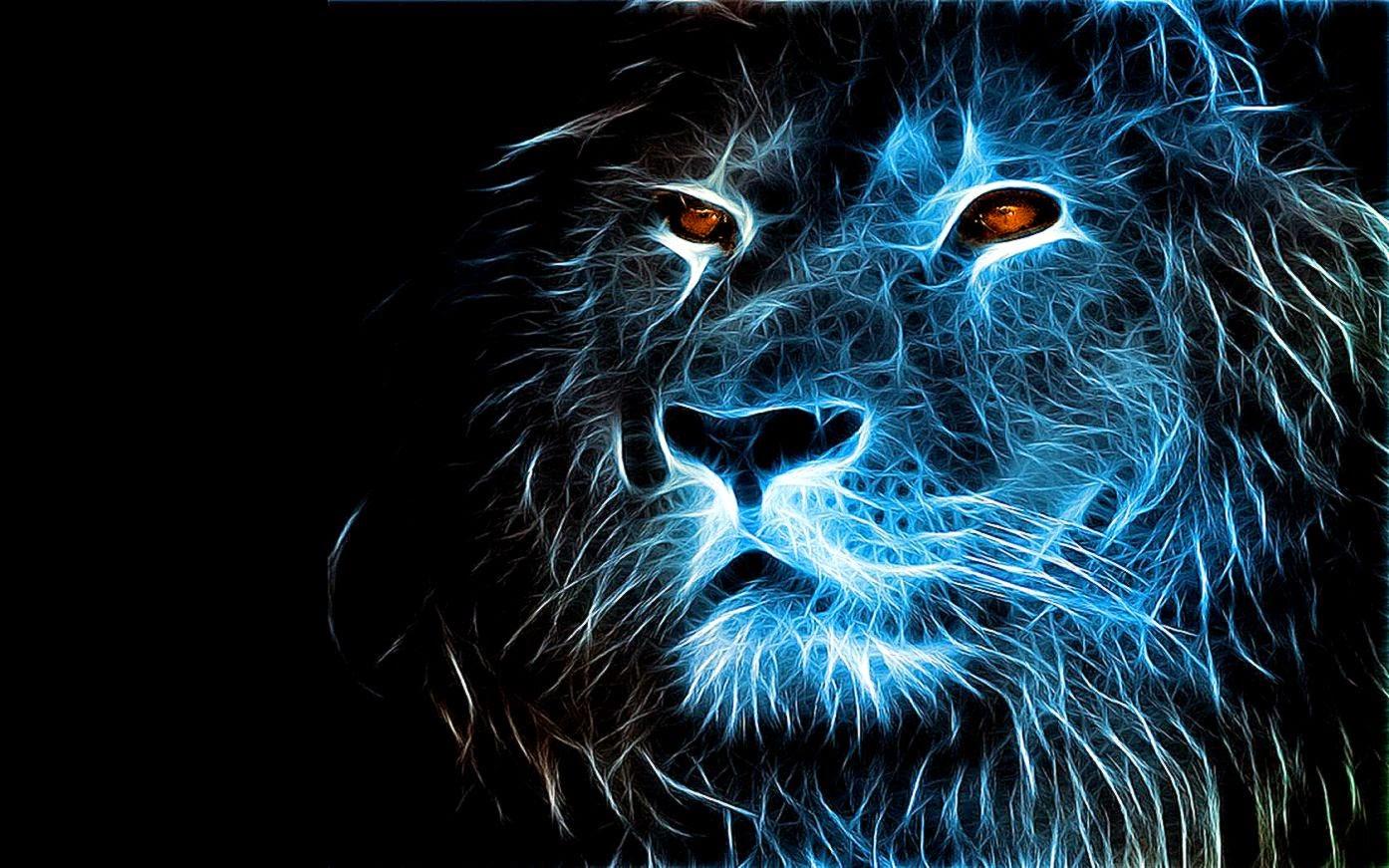 Trippy Lion Wallpaper 8SFH5MI 808x810 px Picserio.com