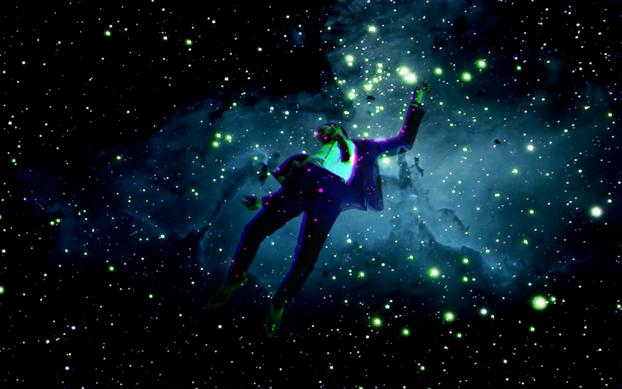 Free download Spectacular Trippy Space Wallpaper By
