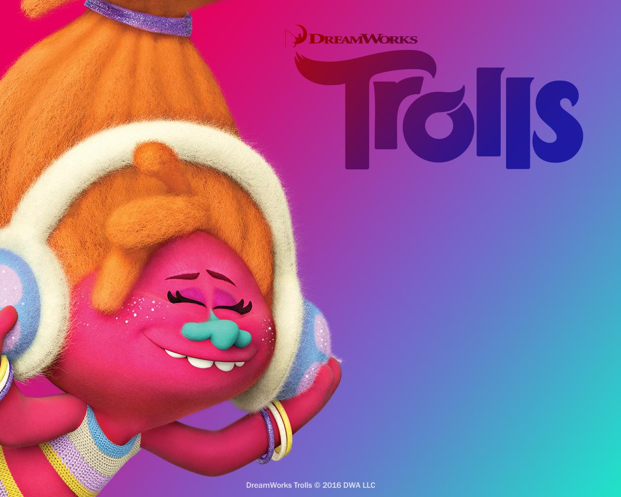 Trolls Hd Wallpaper Posted By Ryan Peltier